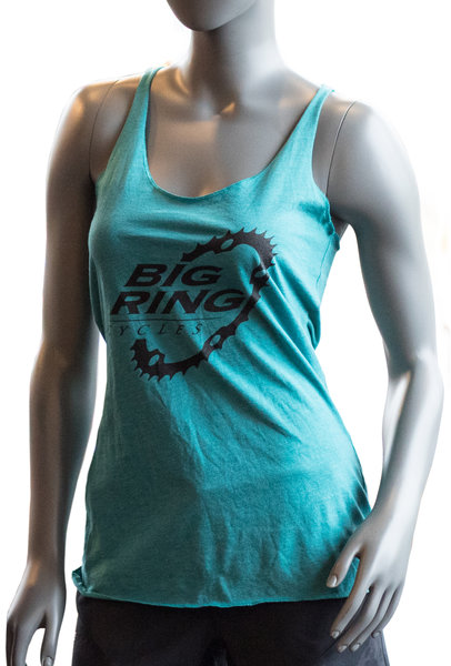 Bella Canvas Big Ring Cycles Women's Tank