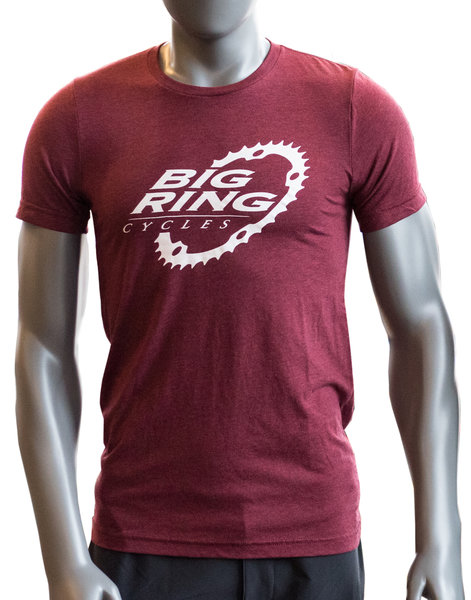 Bella Canvas Big Ring Cycles T-Shirt