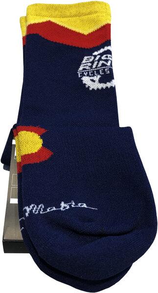 Big Ring Cycles BRC/Pedal Mafia Colorado Socks