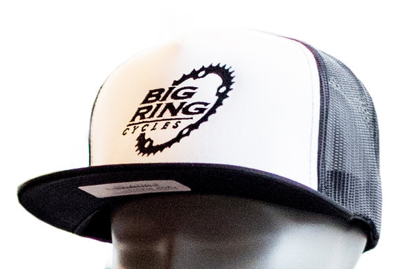 Stand & Hammer Cycling Co. Big Ring Cycles Trucker Hat