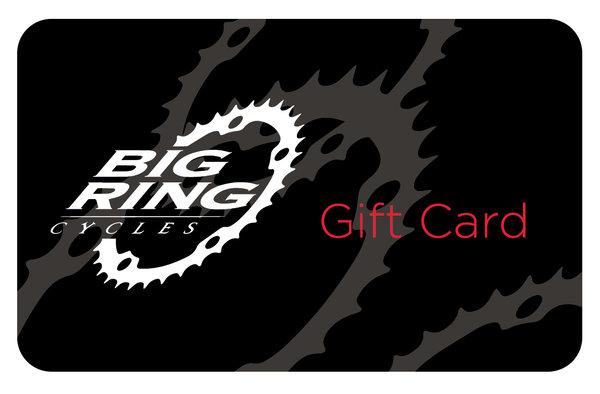 Big Ring Cycles $50 Gift Card