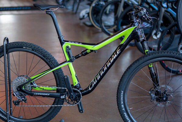 Cannondale Scalpel-Si - Large