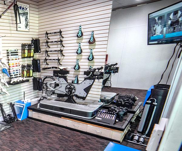 Big Ring Cycles Fit Studio