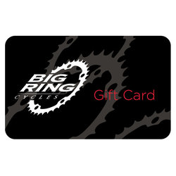Big Ring Cycles $50 Gift Card