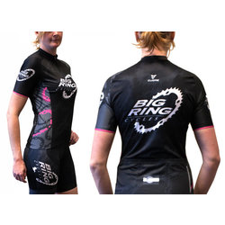 Cuore Big Ring Cycles Women's Sport Jersey