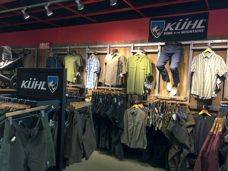 Kuhl Travel gear available at New Mexico Sports