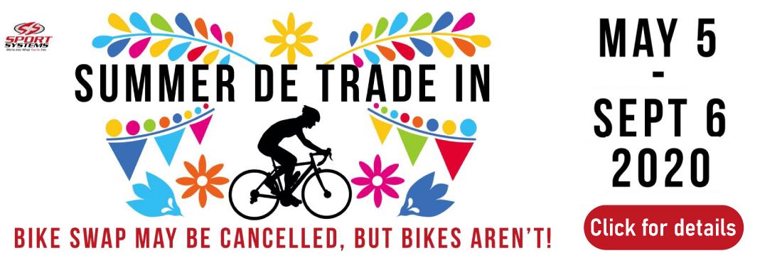 Bike Summer Trade-In