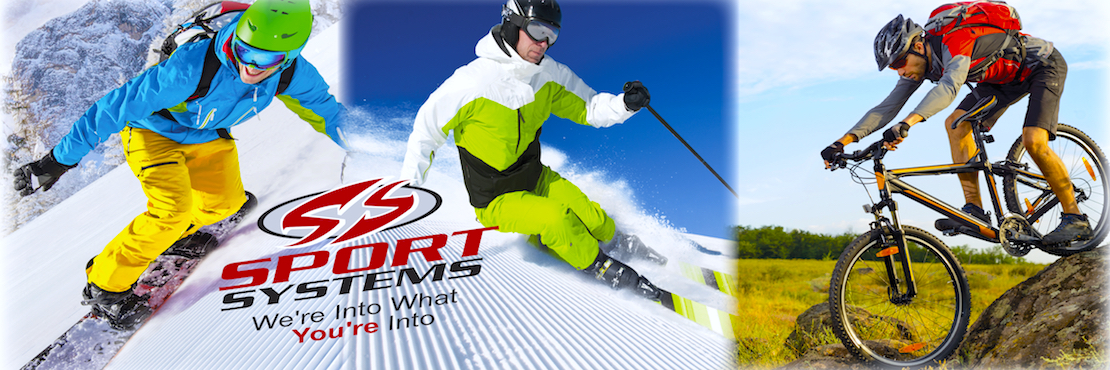 Ski Shop, Snowboarding, Bike Shop, Running Speciality