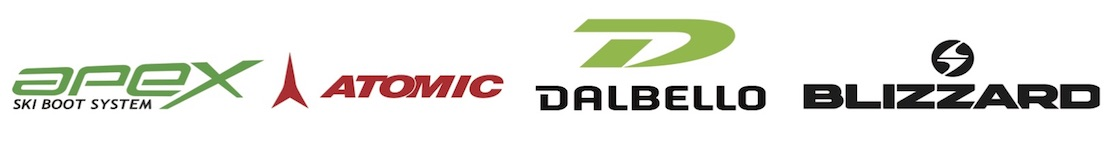 Apex Atomic Blizzard Dalbello Ski and Boot Brands