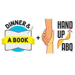 Sport Systems HAND UP ABQ Donation to Dinner and a Book