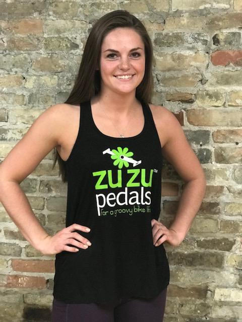 ZuZu Pedals Women's Tank Top Racerback