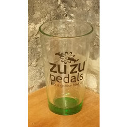 ZuZu Pedals Pint Glass