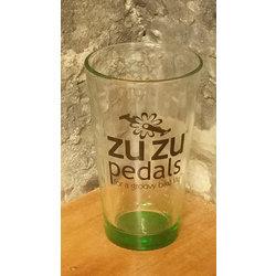 ZuZu Pedals Pint Glass