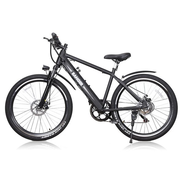 "Nakto e-Bikes NAKTO Mountain Electric Bicycle 26"" Ranger"