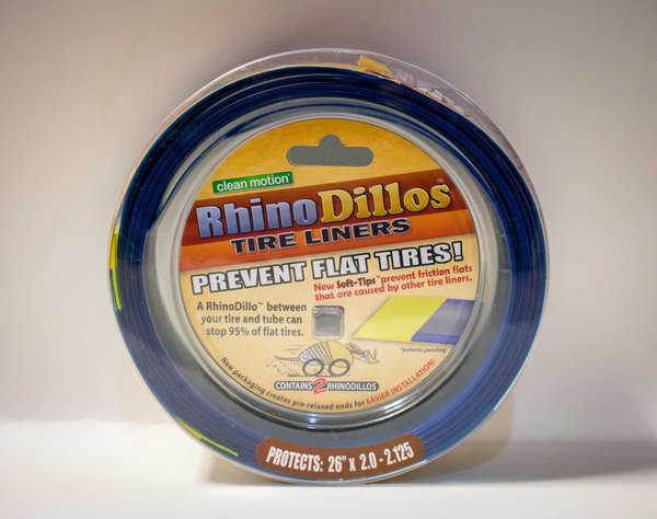 RhinoDillo TIRE LINERS