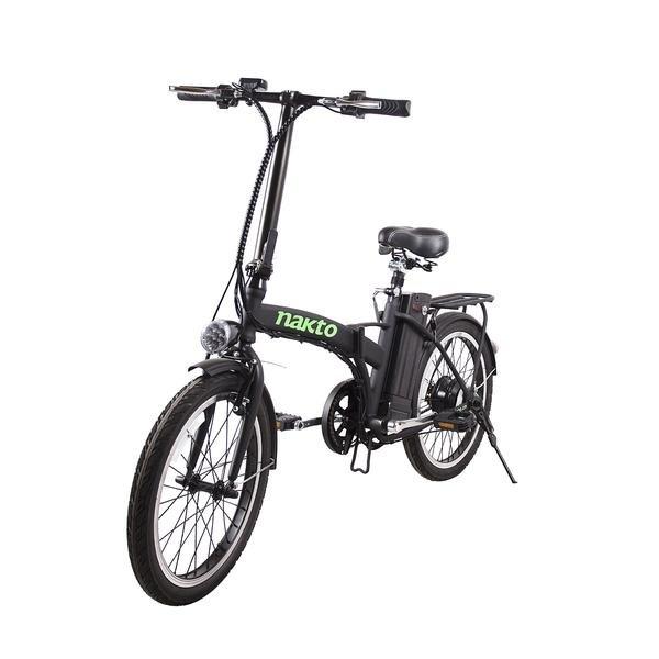 "Nakto e-Bikes NAKTO Foldable Electric Bicycle 20""FASHION"