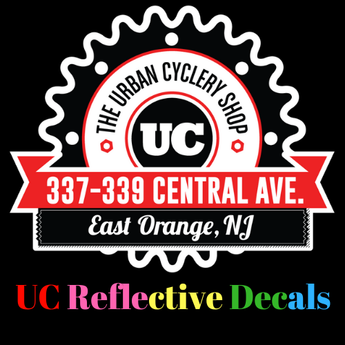 UC Reflective Decals Reflective Decals