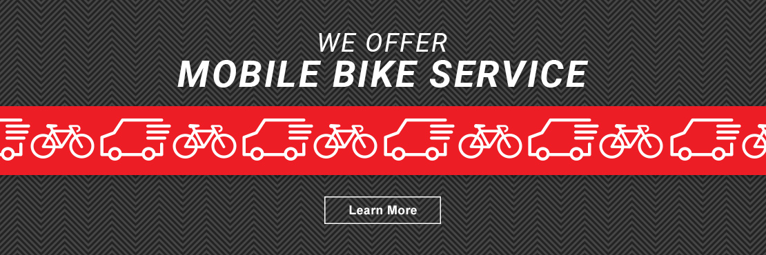Mobile Bike Service at The Urban Cyclery Shop