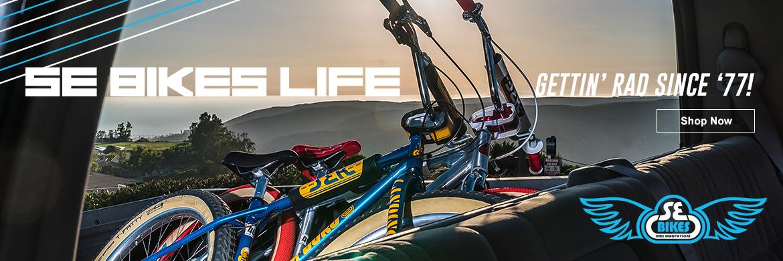 SE Bikes Life - Gettin' Rad Since '77!