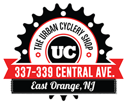 The Urban Cyclery Shop Logo