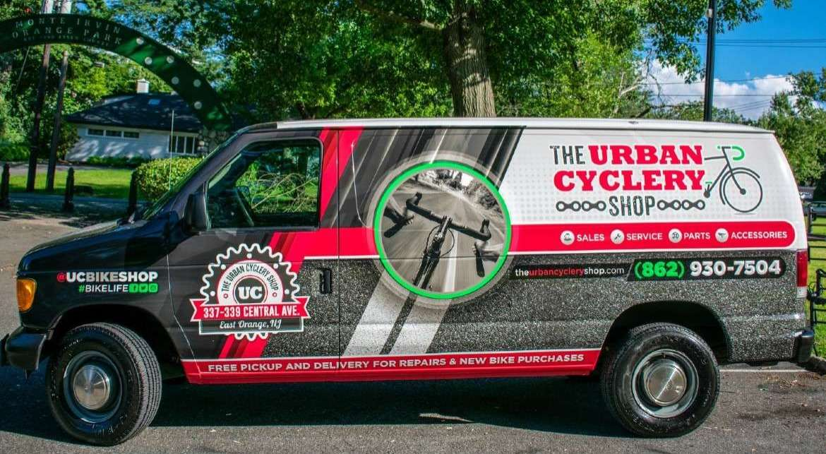 Free Pick-up & Delivery - The Urban Cyclery