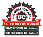 The Urban Cyclery Shop Home Page