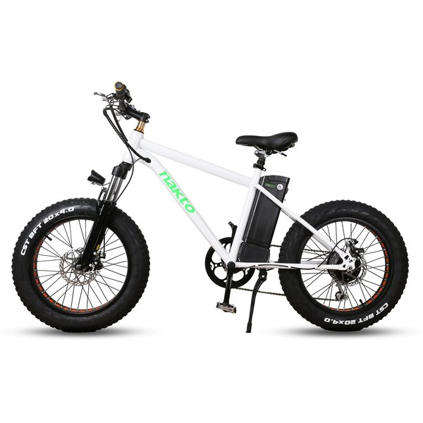 Nakto E-Bikes Mini-Cruiser 20 E-Bike