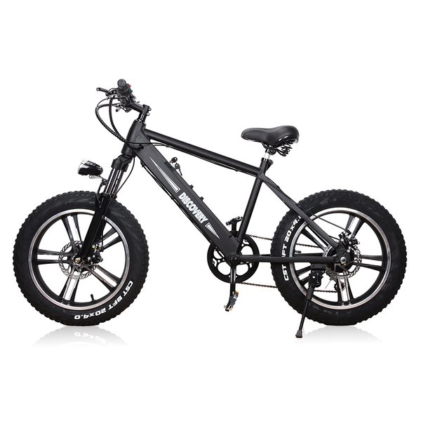Nakto E-Bikes Discovery Fat Tire 20 E-BIke