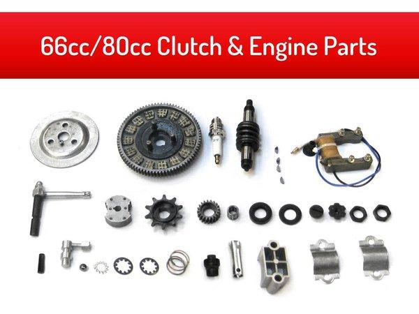 BBR Gas Bike Parts & Supplies