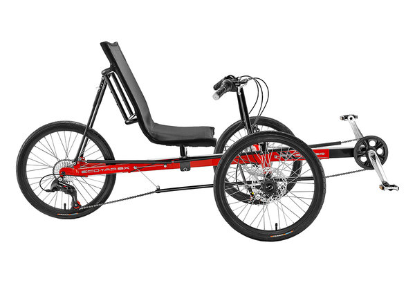Sun Seeker Eco-Tad SX Tadpole Recumbent E-Trike