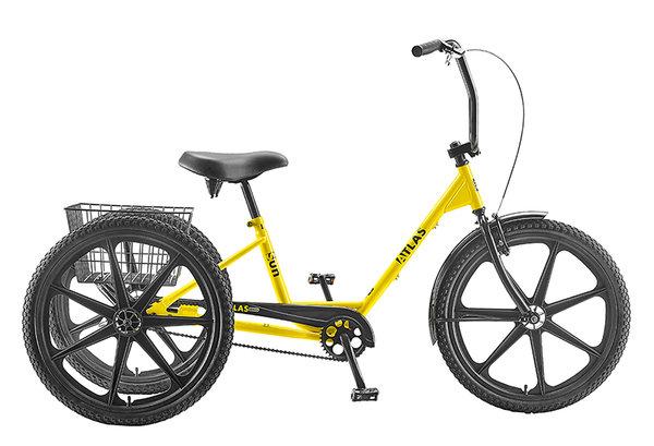 Sun Bicycles Atlas Transit Industrial Trike
