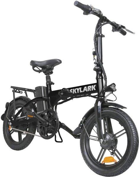 Nakto E-Bikes Skylark Folding Electric Bicycle