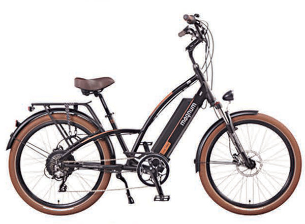 Magnum Bikes Cruiser Electric Comfort Bike