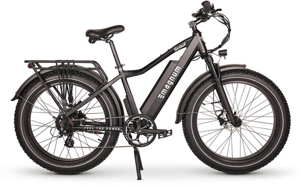 Magnum Bikes Scout Urban Fat Tire E-Bike