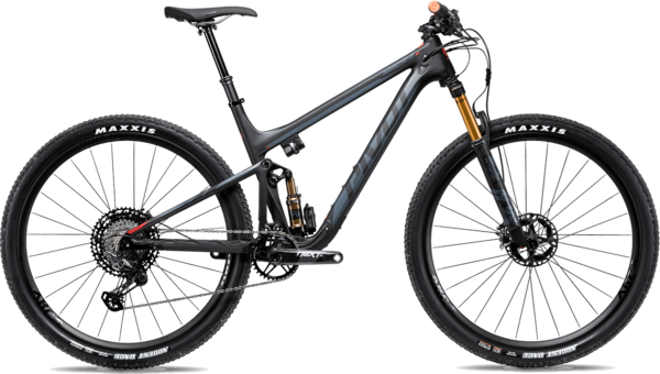 Pivot Cycles Mach 4 SL Carbon XTR LG Blk (demo)