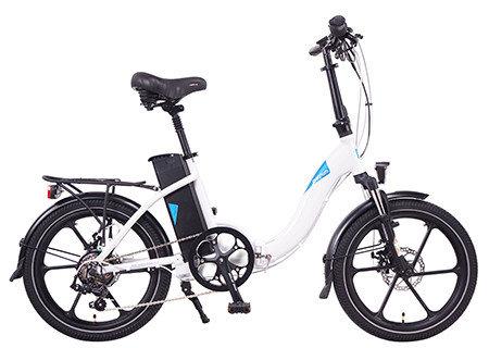 Magnum Bikes Premium Folding e-bike