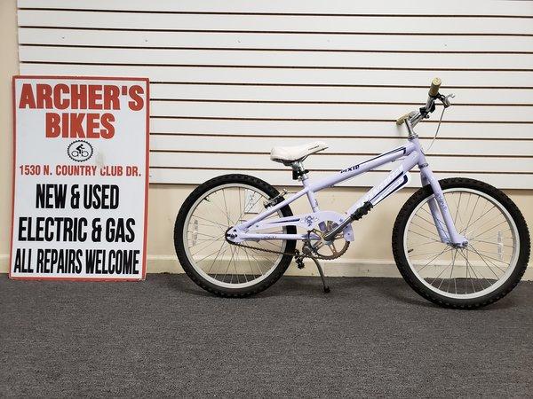 Novara Pixie kid's bike Purple (used)