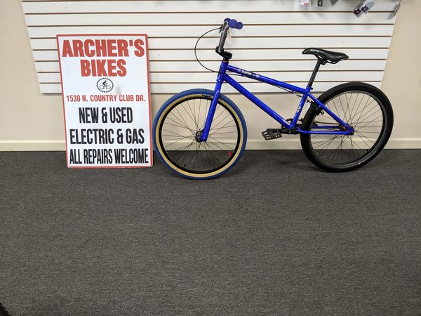 DK Bicycles Cygns Bmx (used)