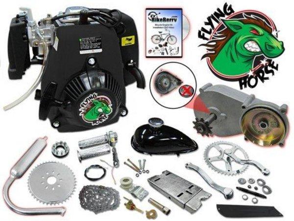 Flying Horse 4-Stroke Gas Bike Kit