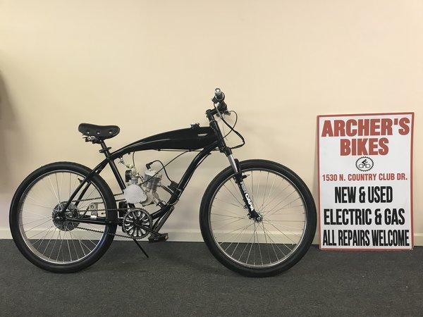 BBR Deluxe 2-stroke 80cc Gas Bike
