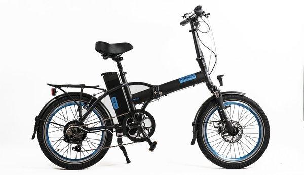 Magnum Bikes Classic Folding E-Bike