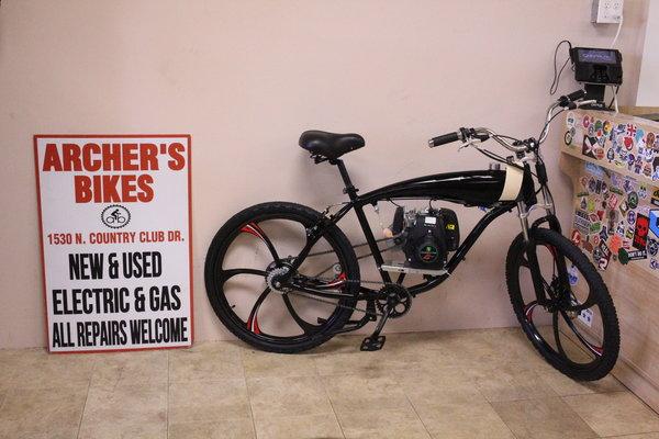 BBR 4-Stroke Gas Bike Conversion (used)