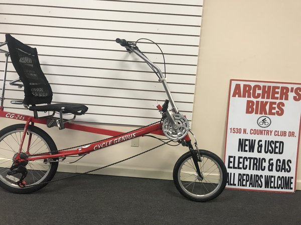Cycle Genius Recumbent (used)