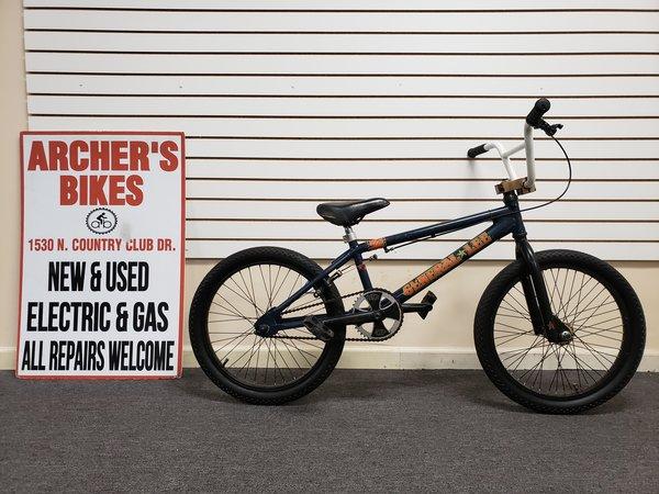 DK Bicycles General Lee BMX (used)