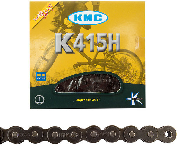 KMC HD Chain for BMX or 415 Gas Bikes