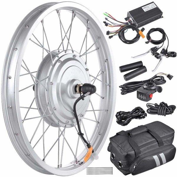 eBikeKit Budget Front wheel electric trike kit