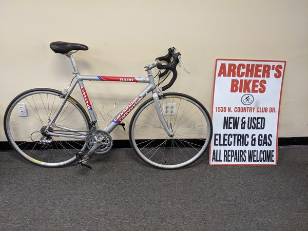 Cannondale CAAD 4 R400 Road Bike (used)