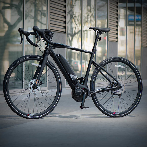 Yamaha Urban Rush E-Road Bike