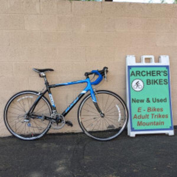 Masi 3VC Carbon Road Bike 56cm Blue (used)