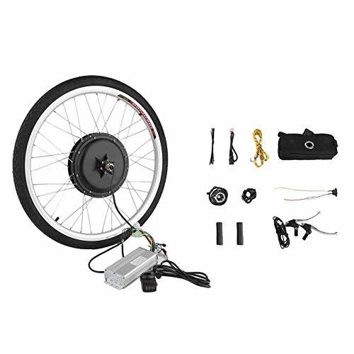 eBikeKit Budget Rear Wheel e-bike conversion kit 36v 500w